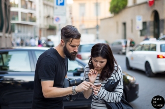 Acielle and Adam Katz Sinding